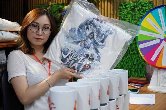 Kiếm Ma 3D ghi điểm trong mắt game thủ sau offline thành công tại Hà Nội 5