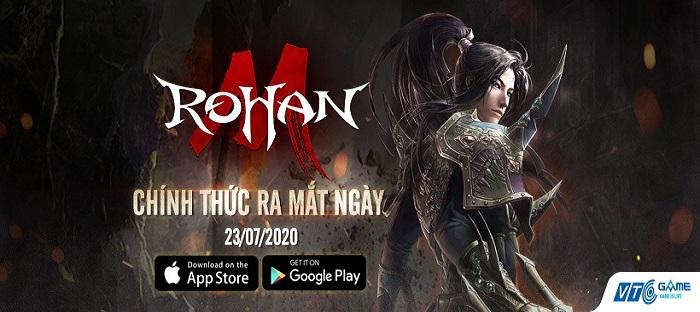 NPH VTC Game ấn định thời điểm ra mắt Rohan M tại Việt Nam 1