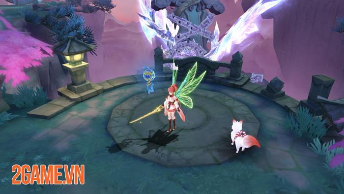 Game phiêu lưu mạo hiểm Goddess MUA chính thức mở cửa 1