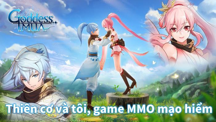 Game phiêu lưu mạo hiểm Goddess MUA chính thức mở cửa 3