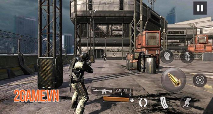 Dead Zone - Game bắn súng với đồ họa và cơ chế điều khiển đẳng cấp 0
