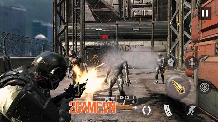 Dead Zone - Game bắn súng với đồ họa và cơ chế điều khiển đẳng cấp 1