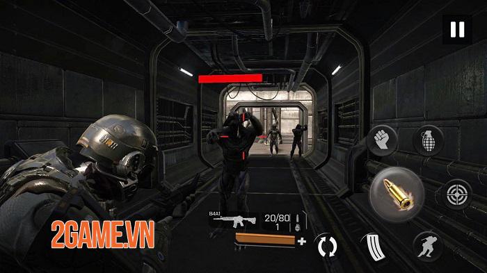 Dead Zone - Game bắn súng với đồ họa và cơ chế điều khiển đẳng cấp 2