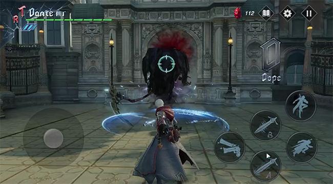 Devil May Cry Mobile dần hoàn thiện sau 2 đợt Closed Beta