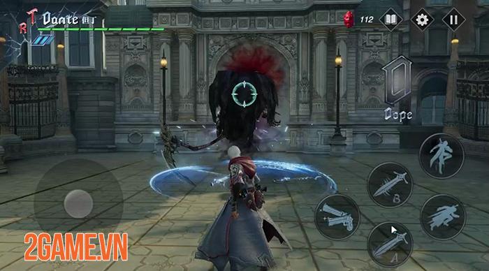 Devil May Cry Mobile dần hoàn thiện sau 2 đợt Closed Beta 0