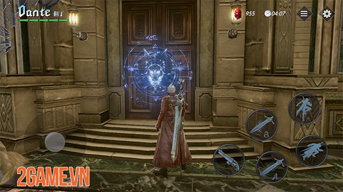 Devil May Cry Mobile dần hoàn thiện sau 2 đợt Closed Beta 7