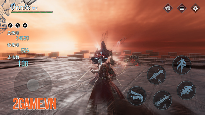 Devil May Cry Mobile dần hoàn thiện sau 2 đợt Closed Beta 8