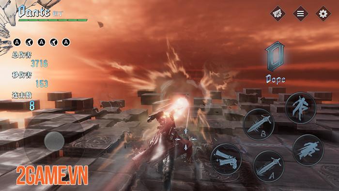 Devil May Cry Mobile dần hoàn thiện sau 2 đợt Closed Beta 9
