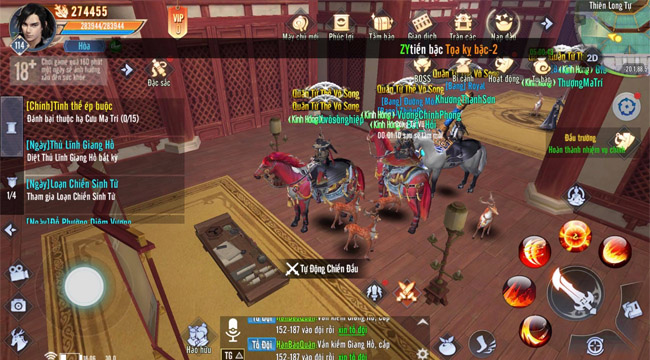 10 game online đã đến tay game thủ Việt trong tuần qua