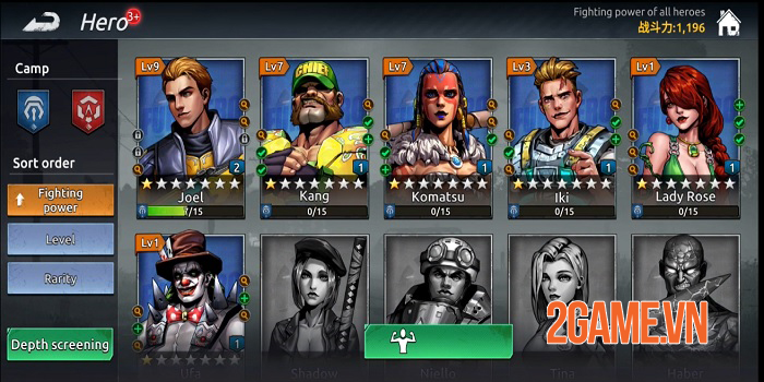 Fury Hero - Game nhập vai đánh theo lượt với các trận PVP thời gian thực hấp dẫn 1