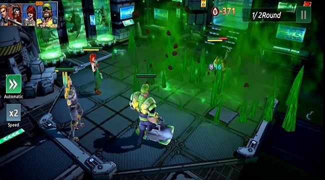 Fury Hero – Game nhập vai đánh theo lượt với các trận PVP thời gian thực hấp dẫn
