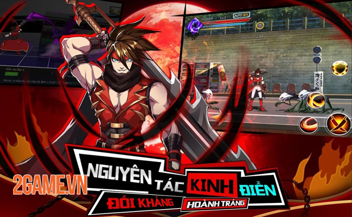 Game hành động Thần Chết Thức Tỉnh Mobile sẵn sàng ra mắt vào ngày mai 1