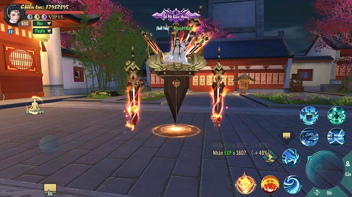 Vô Danh Kiếm Update thêm nhiều tính năng siêu Việt cho game thủ 2