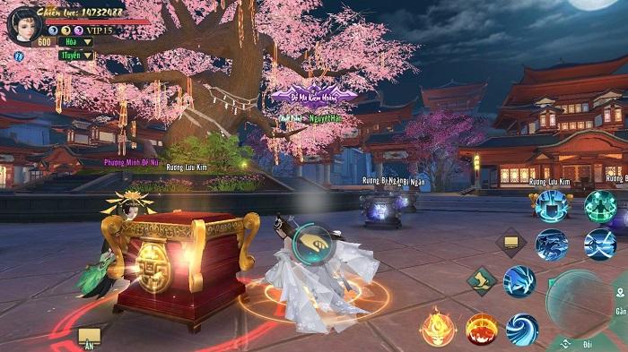 Vô Danh Kiếm Update thêm nhiều tính năng siêu Việt cho game thủ 4