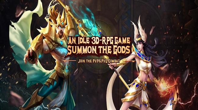 Idle Mythos – Game nhập vai nhàn rỗi phong cách huyền thoại có yếu tố chiến thuật