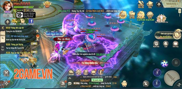 Game Long Kiếm Cửu Châu có đồ họa rực rỡ, chất chơi nhập vai tiên hiệp kinh điển 4