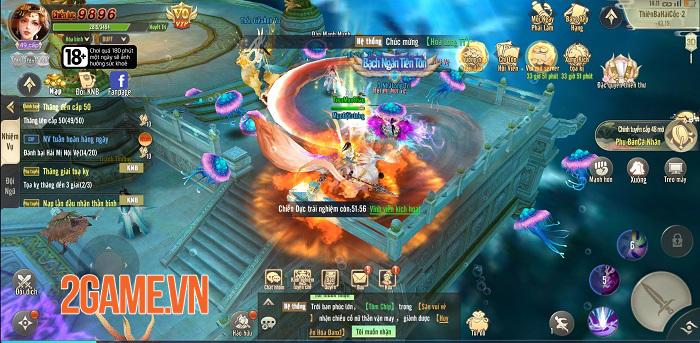 Game Long Kiếm Cửu Châu có đồ họa rực rỡ, chất chơi nhập vai tiên hiệp kinh điển 6