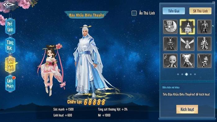 Tình Kiếm 3D ra mắt sự kiện Thần Nam Thánh Nữ được đầu tư cả trăm triệu 5