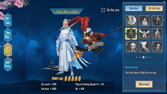 Tình Kiếm 3D ra mắt sự kiện Thần Nam Thánh Nữ được đầu tư cả trăm triệu 6