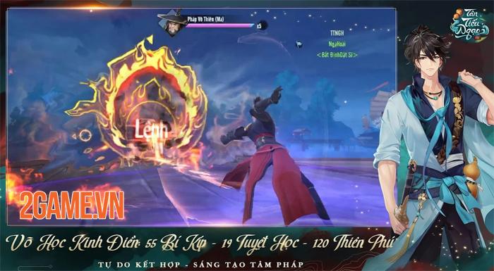 Tại sao gọi Tân Tiếu Ngạo VNG là game kiếm hiệp thời đại mới? 1