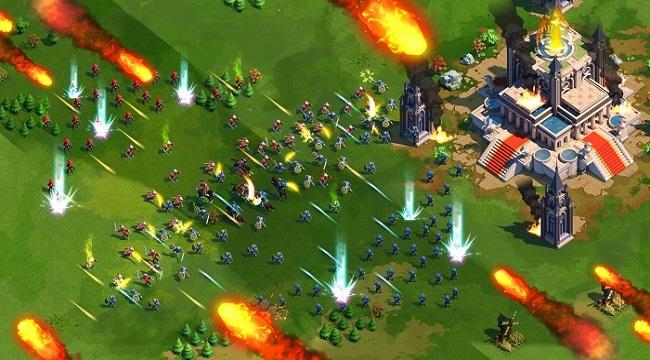 League of Kingdoms – Game chiến thuật MMO đầu tiên do người chơi phát triển
