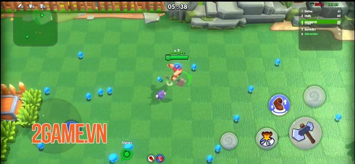 Brawl Tribe - Game battle royale thời gian thực có nhịp độ nhanh 1