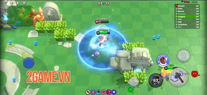 Brawl Tribe - Game battle royale thời gian thực có nhịp độ nhanh 2