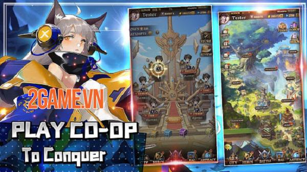 Final Fate TD - Game chiến thuật thủ tháp bối cảnh anime đẹp mắt 2