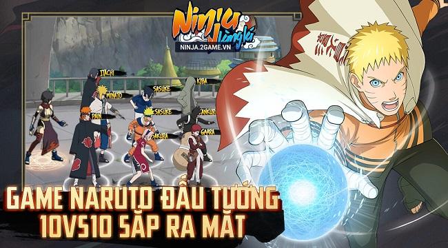 6 lý do khiến fan Naruto nên chơi ngay Ninja Làng Lá Mobile