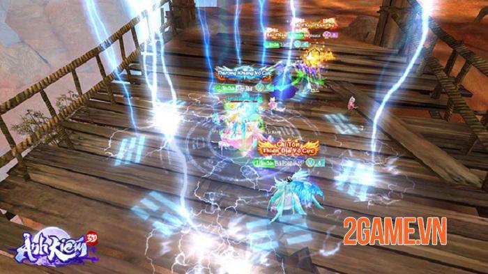 Ảnh Kiếm 3D hồi sinh toàn những tính năng huyền thoại thỏa sức so kèo 2