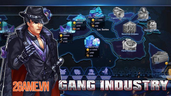 City of Sin - Tận hưởng cuộc sống mafia với tư cách là Bố già 3