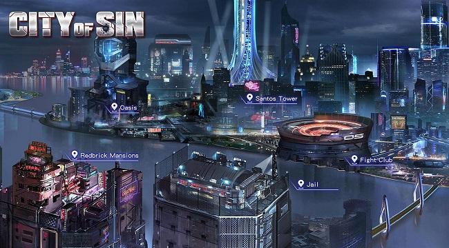 City of Sin – Tận hưởng cuộc sống mafia với tư cách là Bố già