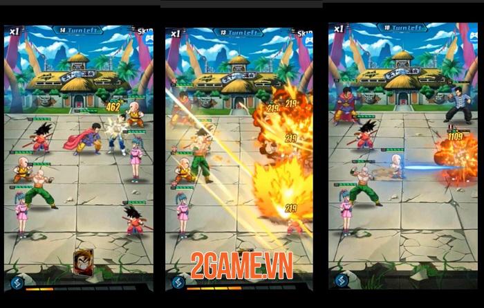 Dragon Ball Idle - Game nhàn rỗi với hệ thống nhân vật mô phỏng nguyên mẫu anime 2