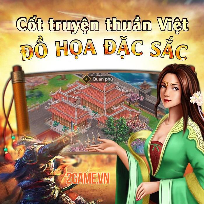 Thành Chiến Mobile - Game chiến thuật thời gian thực với hình ảnh thuần Việt 2