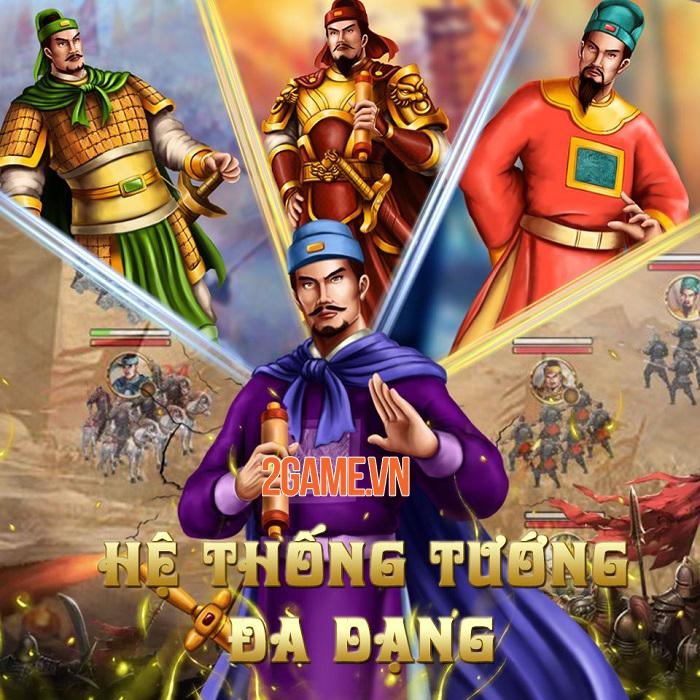 Thành Chiến Mobile - Game chiến thuật thời gian thực với hình ảnh thuần Việt 1
