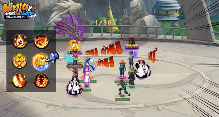 Game Ninja Làng Lá Mobile ấn định thời điểm ra mắt 1