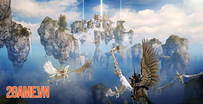 Phiên bản mobile chất lượng tuyệt đỉnh Icarus M ra mắt bản Quốc tế 3