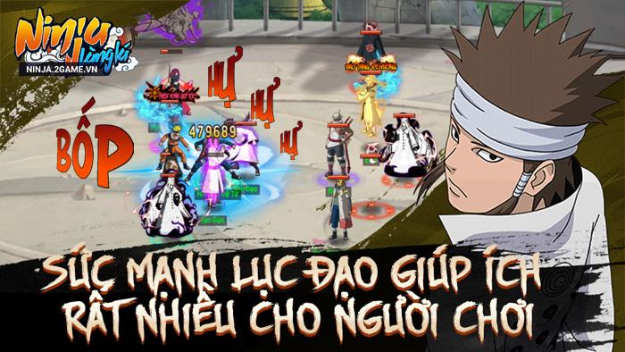 Ninja Làng Lá Mobile tái hiện sức mạnh bộ đôi lục đạo Indra và Ashura 4