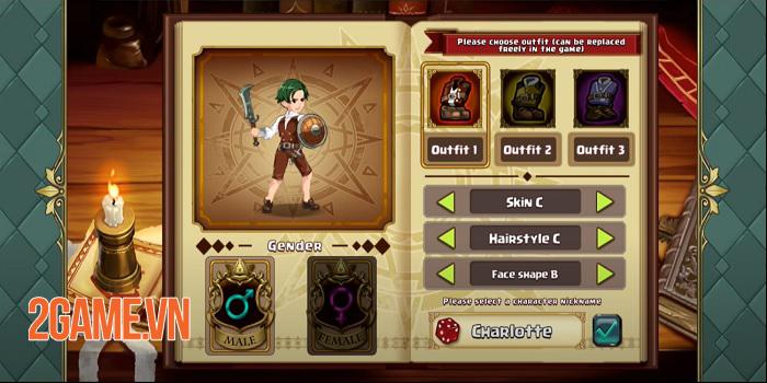 Fate: The One - Game nhập vai với đội hình gồm các anh hùng ở mọi thời đại 1