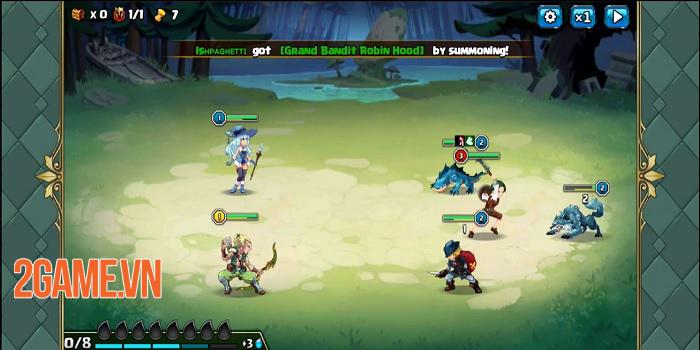 Fate: The One - Game nhập vai với đội hình gồm các anh hùng ở mọi thời đại 3