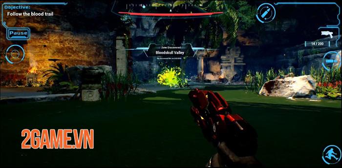 TauCeti Vulkan Technology Benchmark - Game FPS khoa học viễn tưởng cực chất 1