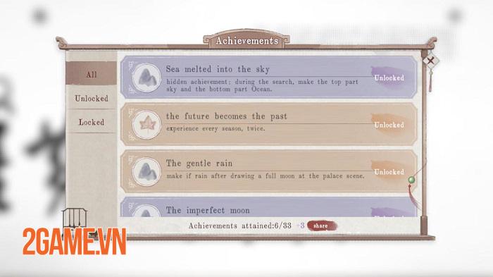 The Everlasting Regret - Game giải đố đầy chất thơ bối cảnh nhà Đường 1