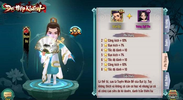 Đại Hiệp Khách - Game Việt sở hữu chất lượng nổi bật về đồ họa lẫn gameplay 2
