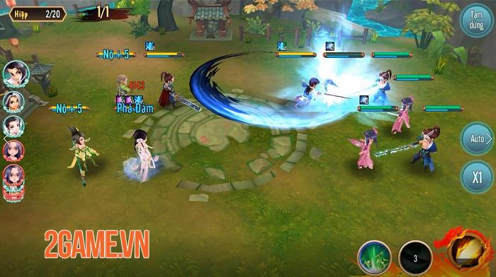 Đại Hiệp Khách - Game Việt sở hữu chất lượng nổi bật về đồ họa lẫn gameplay 6