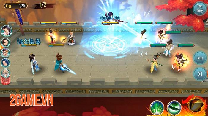 Đại Hiệp Khách - Game Việt sở hữu chất lượng nổi bật về đồ họa lẫn gameplay 5