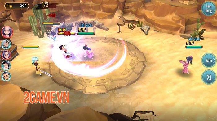 Đại Hiệp Khách - Game Việt sở hữu chất lượng nổi bật về đồ họa lẫn gameplay 4