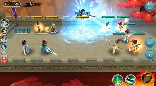 Đại Hiệp Khách – Game Việt sở hữu chất lượng nổi bật về đồ họa lẫn gameplay