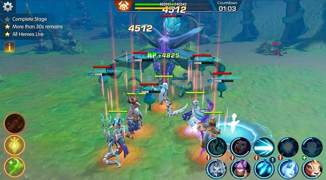 Sins Raid: Heroes of Light – Idle RPG thời thượng với thiết kế nhân vật sáng tạo