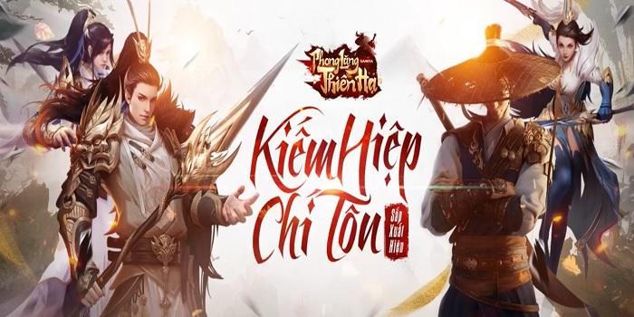 Gamota ra mắt fanpage game mới Phong Lăng Thiên Hạ Mobile 0