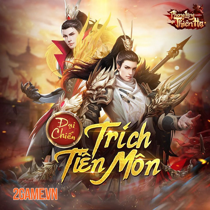 Gamota ra mắt fanpage game mới Phong Lăng Thiên Hạ Mobile 1